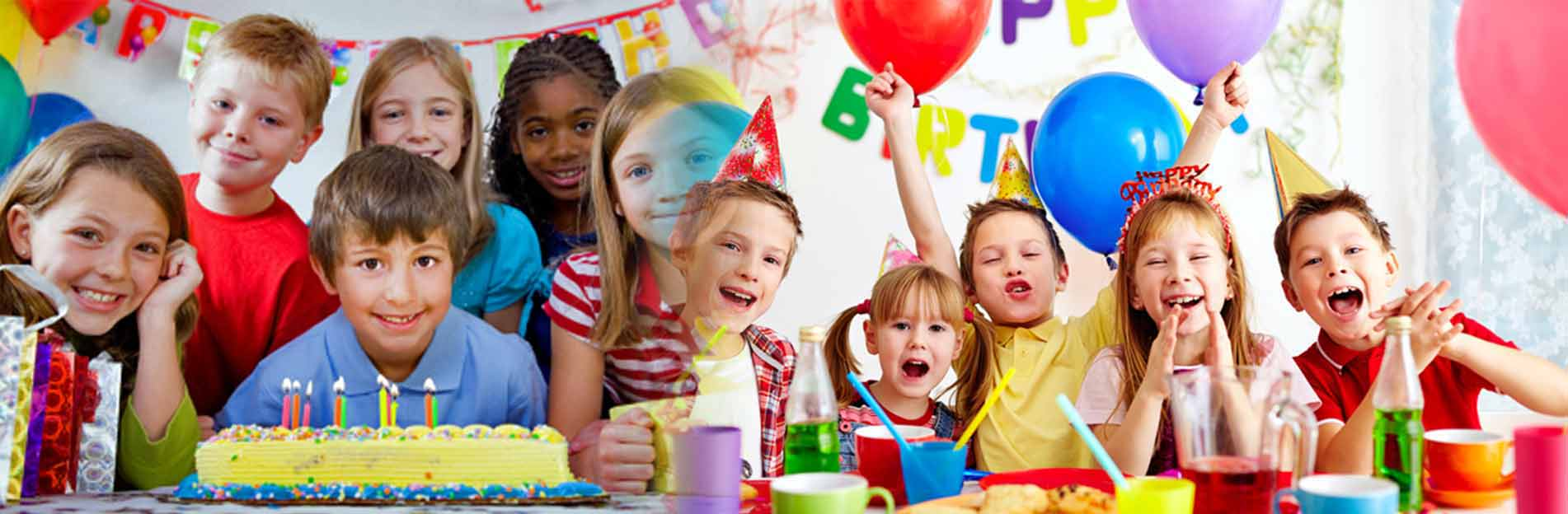 Birthday Partys 4 Kids