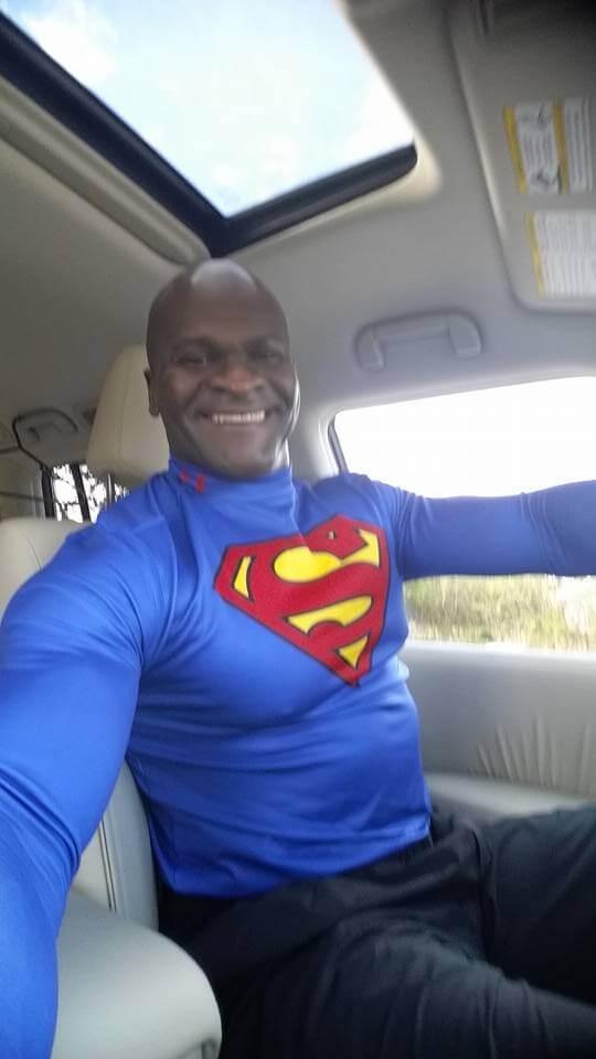 Kids Superman