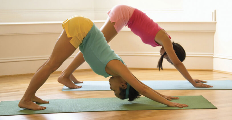 Innovative Classroom Yoga ~ Kids fitness gyms youth certification first