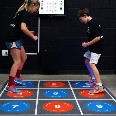 Floor Active Game