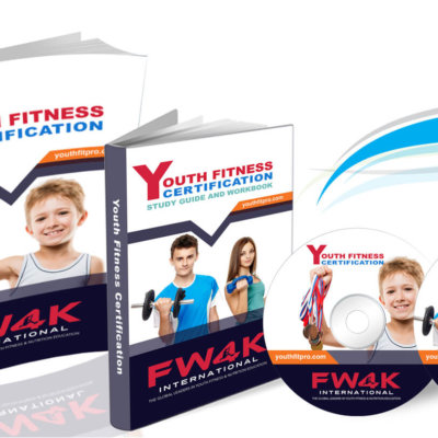 youth fitness certification, youth fitness, youth nutrition